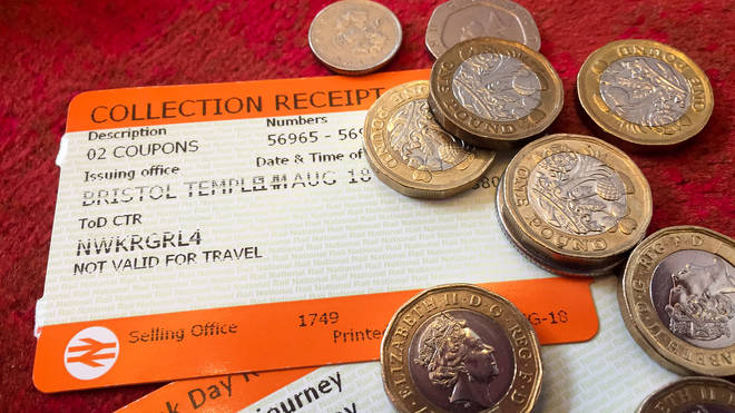 Rail passengers will be hit with a fares rise