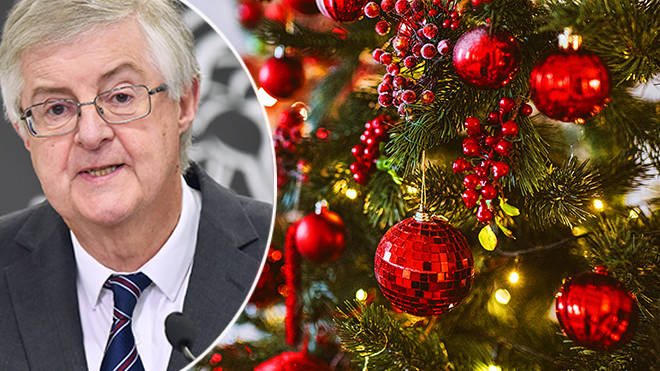 Christmas rules in Wales have changed following an increase in cases