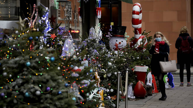 What are the Christmas Covid rules for England, Wales, Scotland and Northern Ireland?