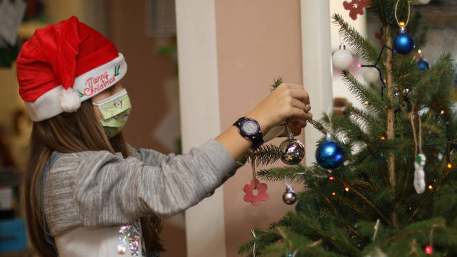 """The joint statement stressed this year Christmas """"cannot be normal"""""""