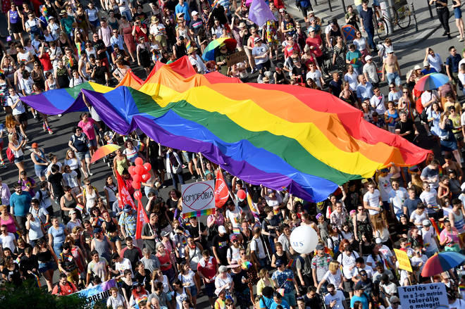 Hungary's government has effectively banned same-sex adoption with a change to the constitution