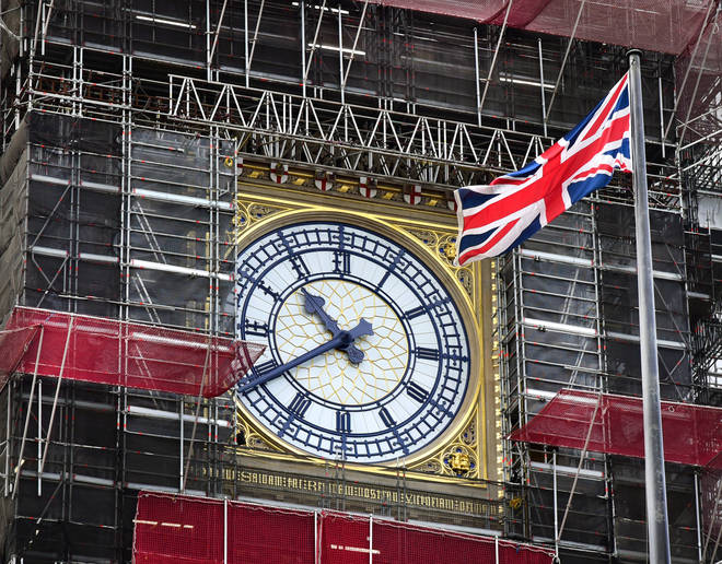 Big Ben will bong for Brexit as part of routine tests