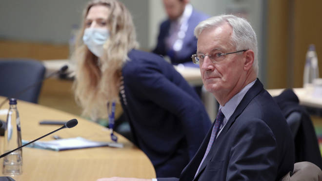 "Michel Barnier warned there is only a ""very narrow"" path"