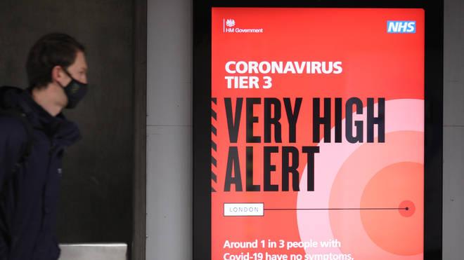 The coronavirus R number has risen in the UK
