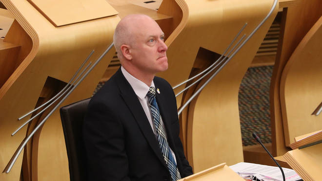 Public health minister Joe Fitzpatrick has resigned after record numbers of drugs-related deaths in Scotland