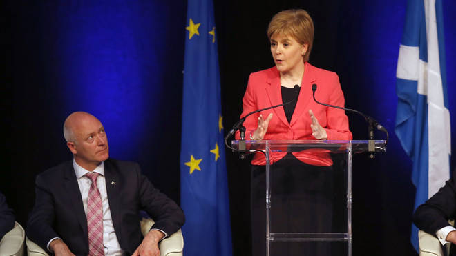 Nicola Sturgeon has come under fire for the alleged failures of her SNP colleague