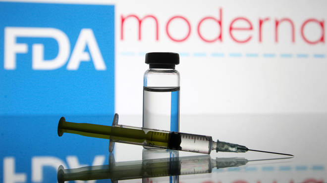 The US has become the first country to approve the Moderna vaccine