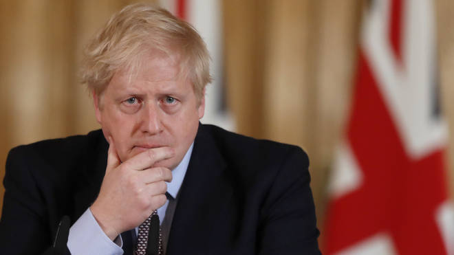 Boris Johnson will lead a Downing Street press conference