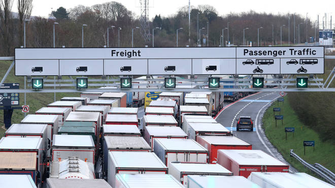 The UK-France Eurotunnel border will be closing at 11pm tonight
