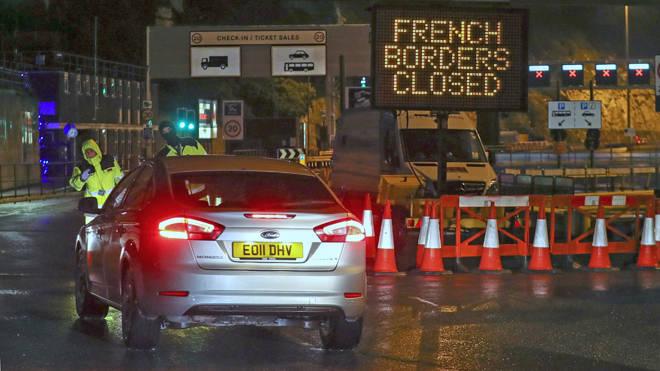 France closed off its borders last night