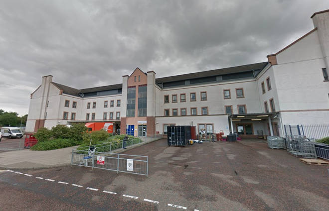 A review has been launched into the cause of a rise in Covid-19 cases at University Hospital Wishaw.