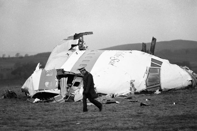 A 'third conspirator' has been charged over the lockerbie bombing