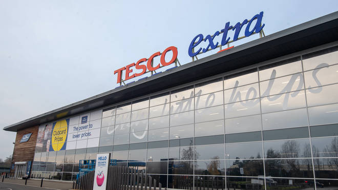 Tesco has put a buying cap on several products