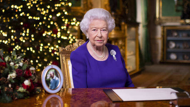 The Queen used her Christmas speech to bring hope to Brits after a tough year