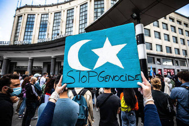 Evidence is being gathered on atrocities committed against Uighur Muslims in China