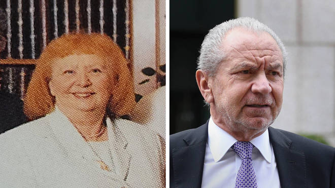 Lord Sugar has announced his sister has dies from Covid-19