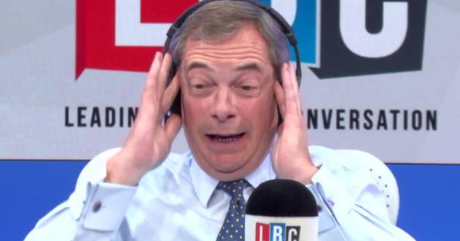 The Saudi Arabia call left Nigel Farage shocked