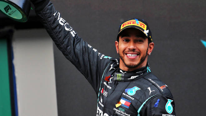 Lewis Hamilton has finally been recognised with a knighthood after previously being overlooked
