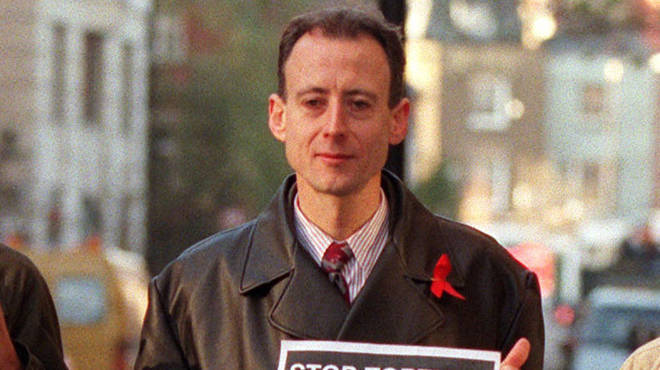 Peter Tatchell has campaigned against President Mugabe