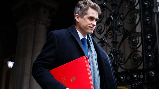 Education Secretary Gavin Williamson had initially named 50 authorities in the south of England where primary schools would remain closed