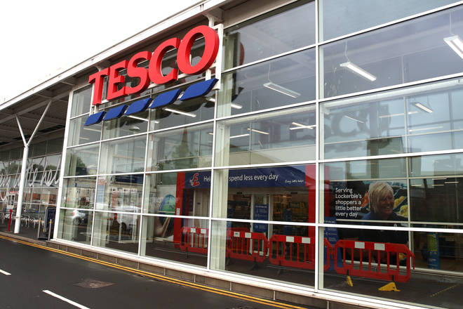 File photo. Tesco has offered their help in rolling out the Covid-19 vaccine.