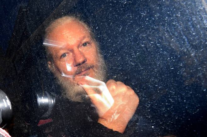 A judge has refused a US request to extradite WikiLeaks founder Julian Assange