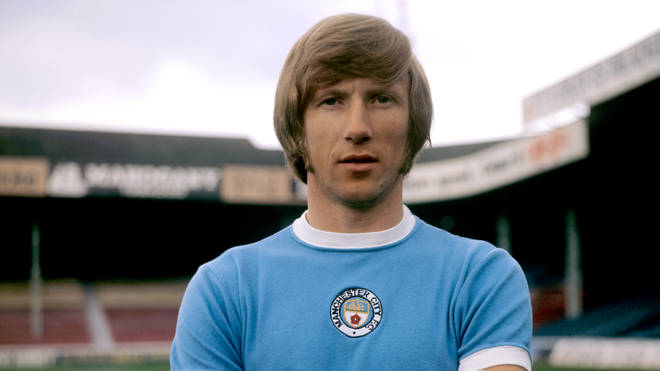 File photo: Manchester City legend Colin Bell has died aged 74