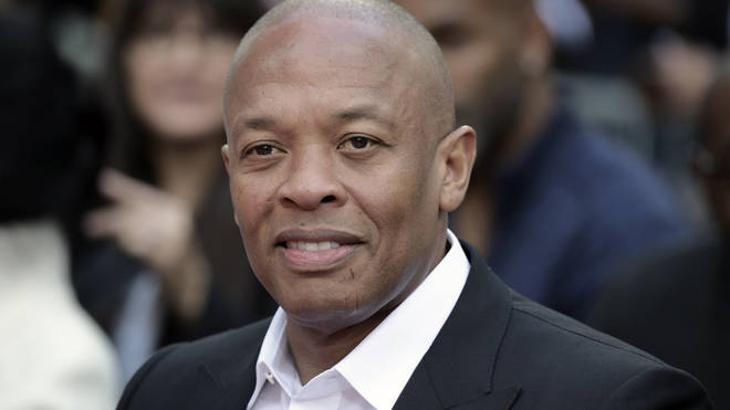 Rapper Dr Dre reportedly suffered a brain aneurysm but is awake and talking in hospital