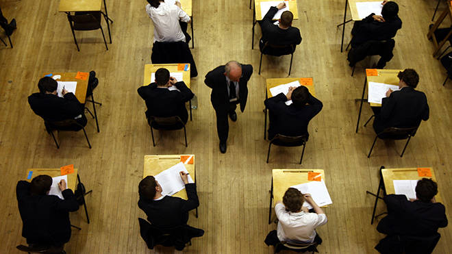 GSCE's, Alevels and other exams have been cancelled in the UK for a second year due to coronavirus