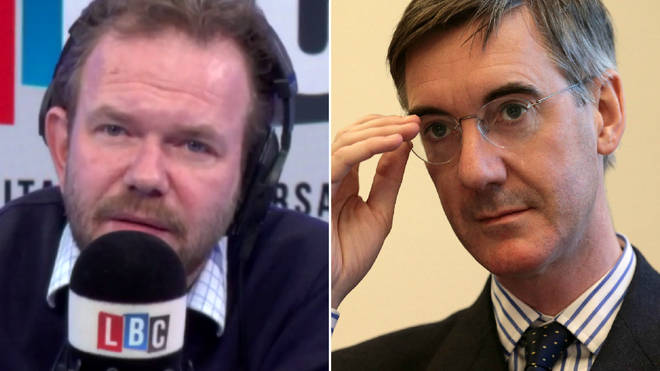 James O'Brien explained why Jacob Rees-Mogg was so rude about John Major