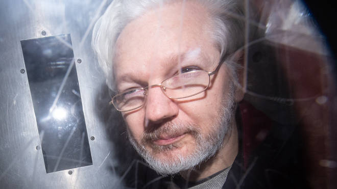 Julian Assange was denied bail