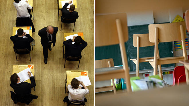 Teacher assessed grades will be awarded in place of exams in 2021