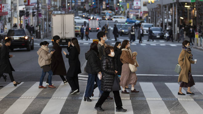 A state of emergency has been declared in Tokyo