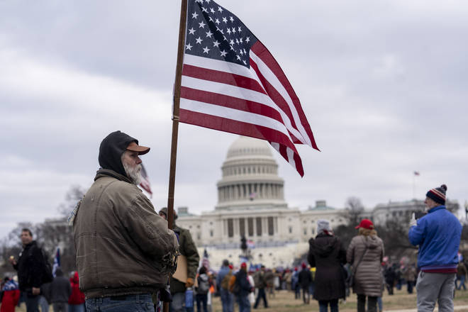 Trump supporters sieged the US Capitol on Wednesday