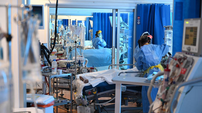 NHS Covid-19 patients will be getting new treatments which can reduce death by up to 24%