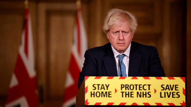 Boris Johnson has pledged for there to be 200,000 vaccinations being carried out everyday by next Friday