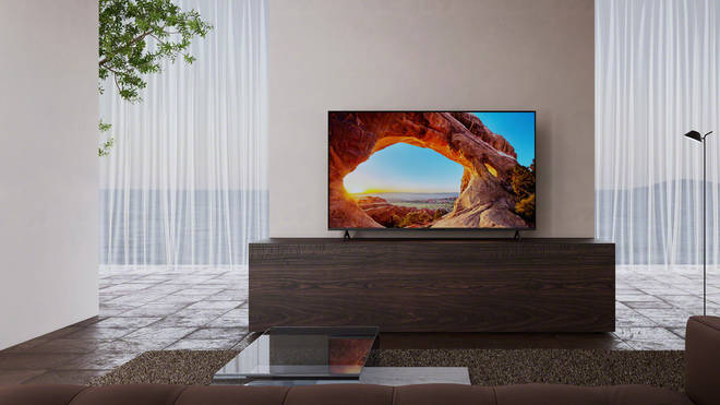 One of Sony's new Bravia Sony unveils new TVs which mimic the human brain in how they process objects