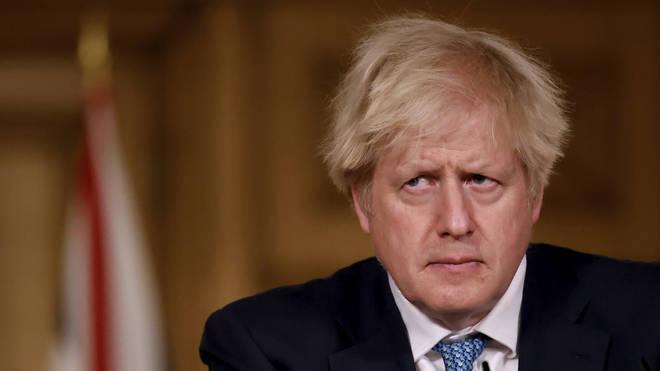 Boris Johnson has criticised the president's response