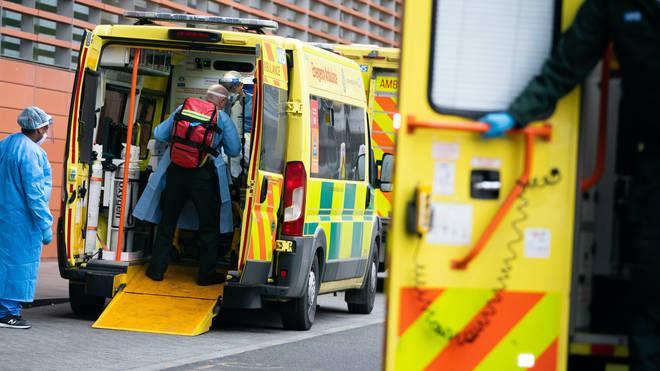 A major incident has been declared in London
