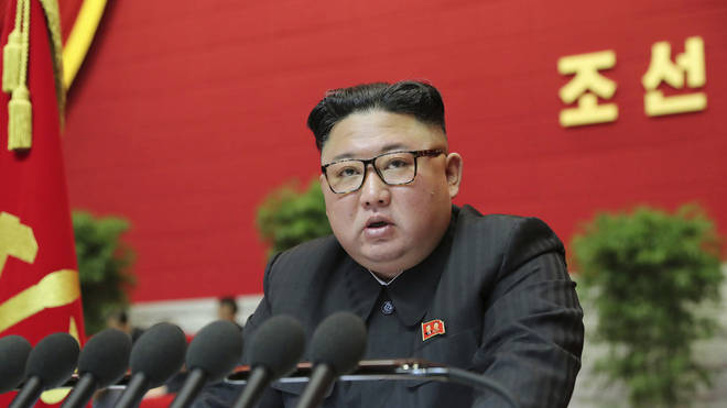 Kim Jong-un has threatened to expand North Korea's nuclear arsenal