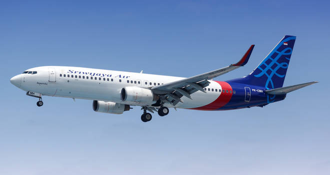 The Sriwijaya Air flight fell 10,000ft in less than a minute shortly after departure
