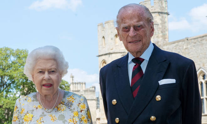 The Queen and Prince Philip have been given their Covid-19 vaccinations