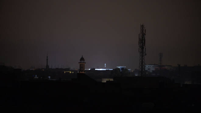 Pakistan's nationwide power outage began late on Saturday night