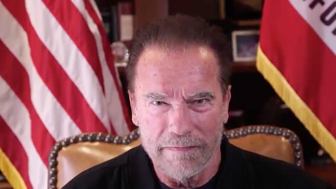 Arnold Schwarzenegger called Trump 'the worst president ever'