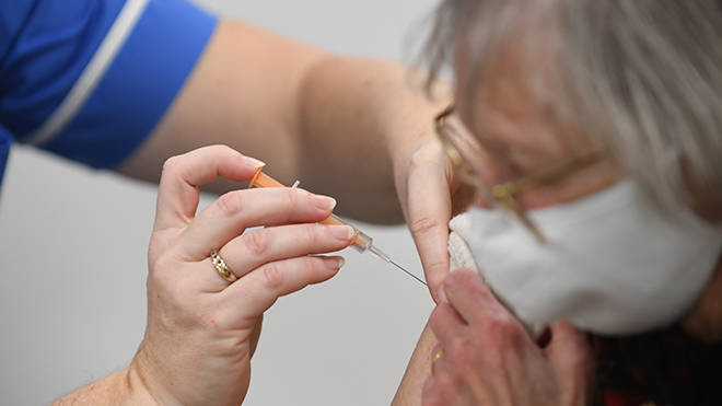 Coronavirus vaccine: Those aged 80 and over have been invited for their immunisation first