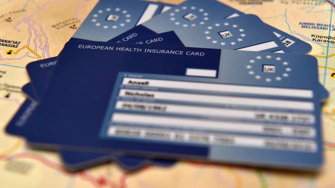 It replaces European Health Insurance Cards (EHIC), which remain valid as long as they are in date
