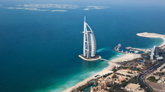 Anyone arriving from the UAE must isolate from Tuesday
