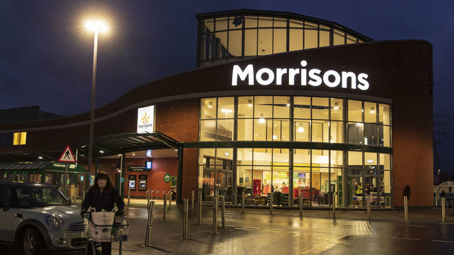 Sainsbury's also said it was putting trained security guards at the front of stores to challenge people without masks