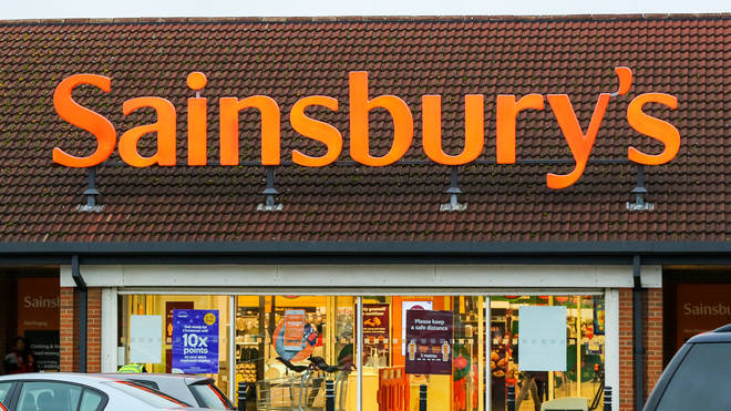 Sainsbury's confirmed mask wearing will be enforced