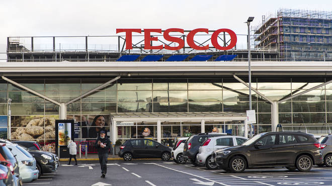 Tesco will be enforcing mask wearing and lone shopping